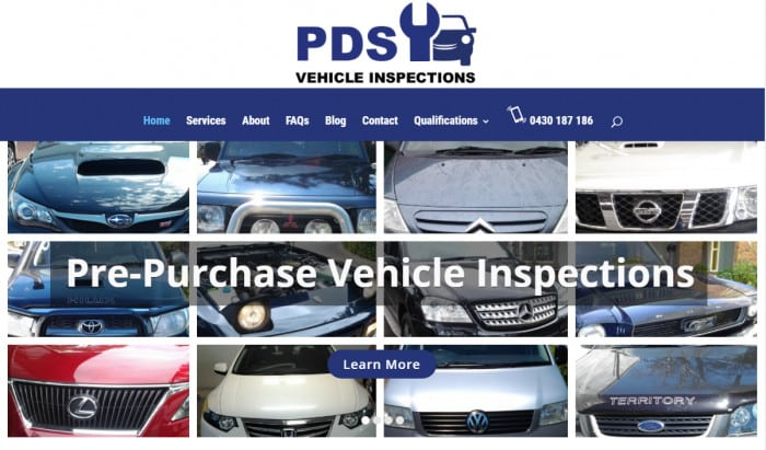 Pre-Purchase Vehicle Inspections and Pre-Purchase Car Inspections - Penrith and Sydney